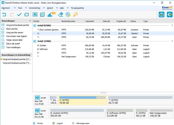 Windows 7 Partitie Verwijderen.Met Windows 7 Schijfbeheer Een Partitie Vergroten Easeus